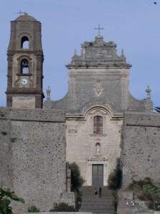 Church of St. Bartolo in Lipari