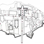 LipariCastello-map2