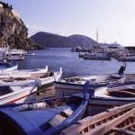 Eolie Islands, Sicily, Italy: Lipari - Marina Corta
