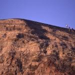 Eolie Island, Sicily, Italy: Vulcano - trekking on the Volcano