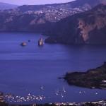 Eolie Island, Sicily, Italy: Vulcano - Vulcanello Bay