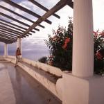 Eolie Island, Sicily, Italy: Vulcano - local architecture
