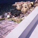 Eolie Island, Sicily, Italy: Panarea - the blue waters