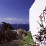 Eolie Island, Sicily, Italy: Panarea - sea view