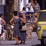 Eolie Islands, Sicily, Italy: Panarea - a scene