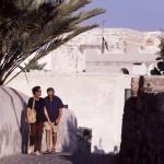 Eolie Islands, Sicily, Italy: Stromboli - a scene
