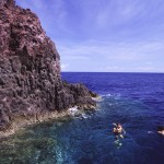 Eolie Islands, Sicily, Italy: Stromboli - Strombolicchio waters