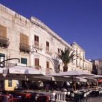 Eolie Island, Sicily:  Lipari - a scene at  Marina Corta