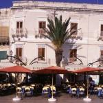 Eolie Island, Sicily, ITALY: Lipari - scene at Marina Corta