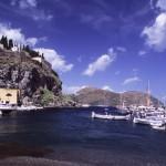 Eolie Island, Sicily, ITALY: Lipari - Marina Corta