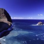 Eolie Islands, Sicily, Italy: Salina - the blue waters of  Pollara